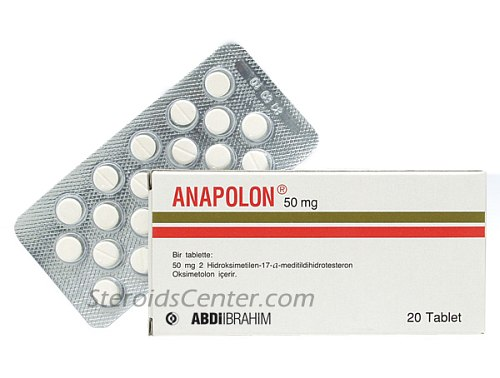 anapolon kick in